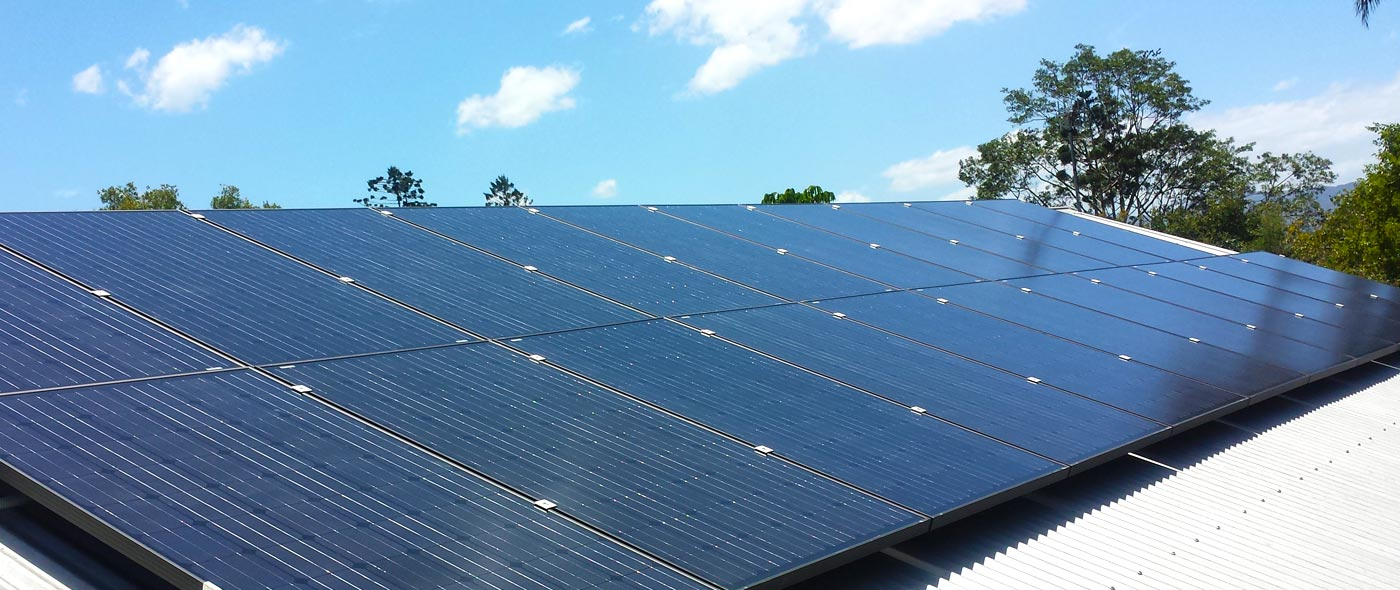 Solar Systems for all property types and locations